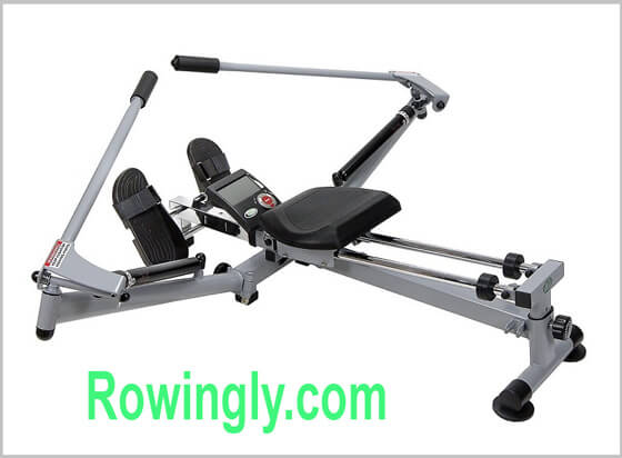 HCI fitness outrigger scull rowing machine
