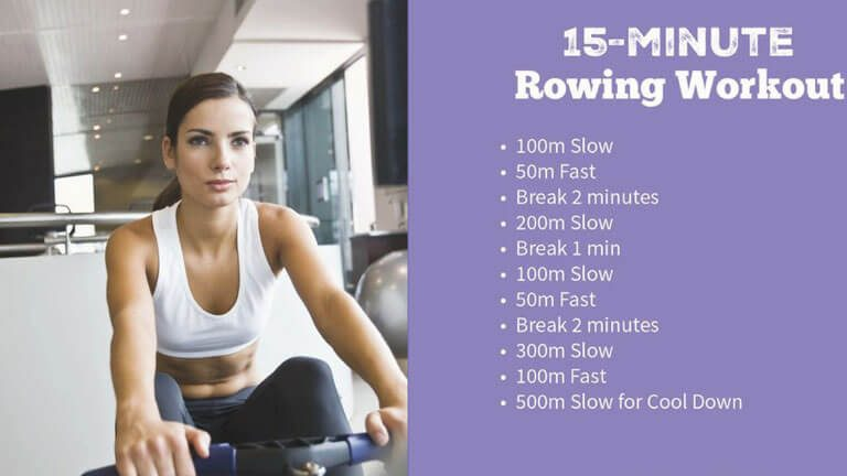 Rowing Machine To Lose Weight