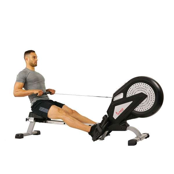 Sunny Air Rower Rowing Machine