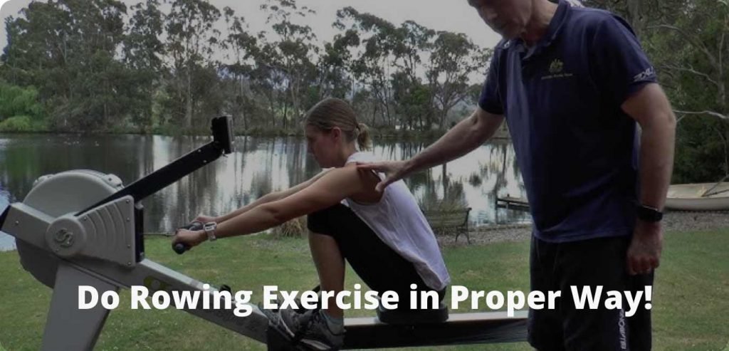 How Rowing Machine Can Help Prevent Back Pain